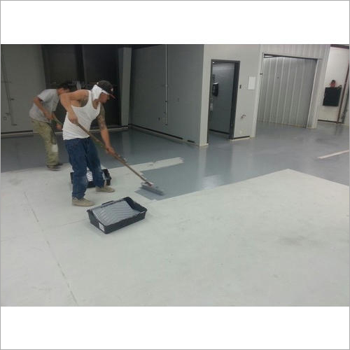 Epoxy Self Level Flooring Service