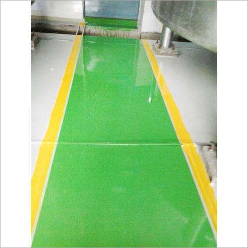 Solventless Floor Coating Service