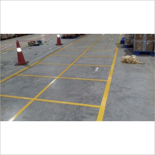 Epoxy Floor Marking Service