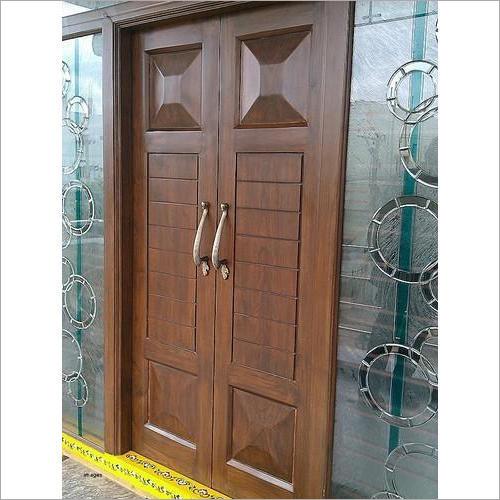 Designer Wooden Entry Door
