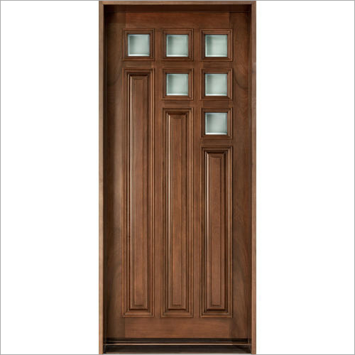 Modern Rectangle Front Door