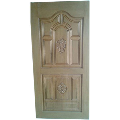Hinged Teak Wood Door