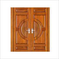Exterior Teak Wood Door