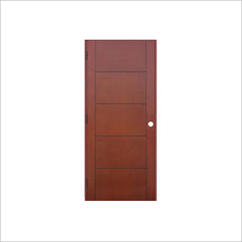 Polished Panel Door