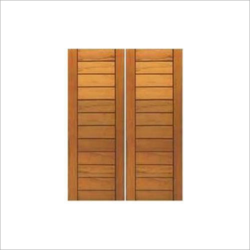 Decorative Wooden Entry Door