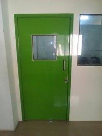 Modular Clean Room Flush Door