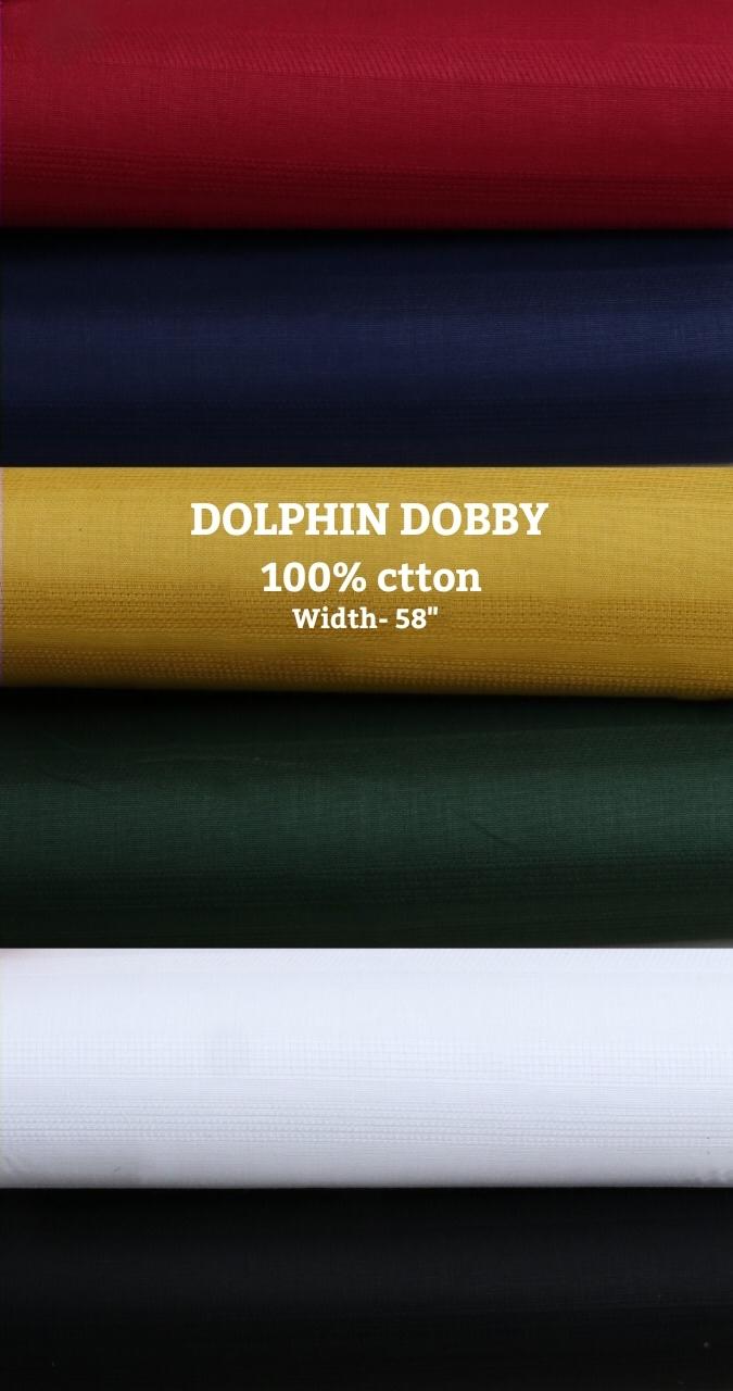 DOLPHIN DOBBY 100% cotton
