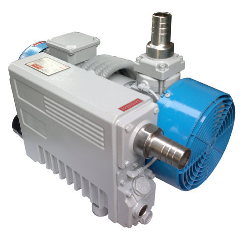 Single Stage Rotary Vane Oil Lubricated Vacuum Pumps
