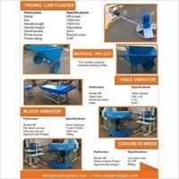 Power Floater Machine