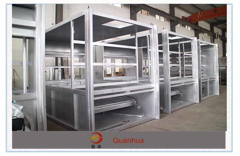 Textile Five layers Tensionless Dryer machine