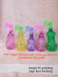 Salon Trigger Sprayer Bottle