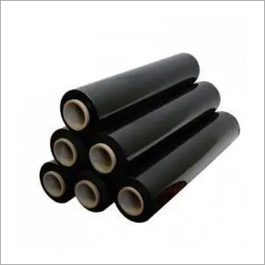 Black-color-stretch-film