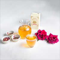 Organic Rose Bloom Black Tea