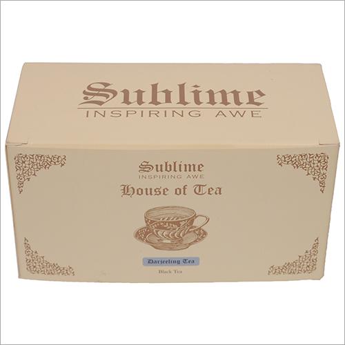 Sublime Darjeeling Tea