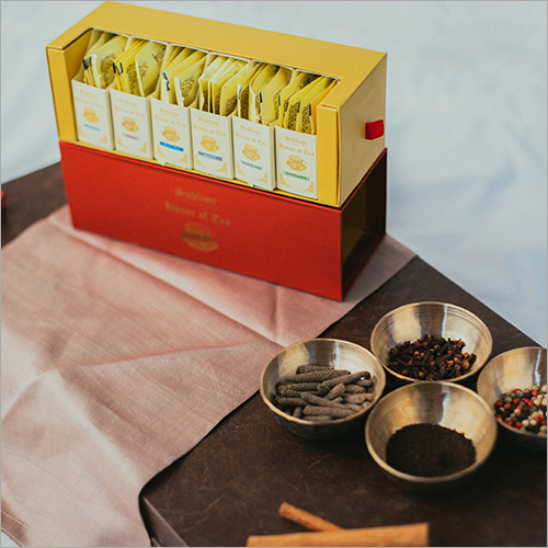 Multi Flouvered Gift Pack Darjeeling Tea
