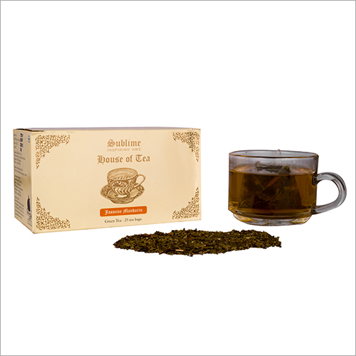Jasmine Flavoured Green Tea