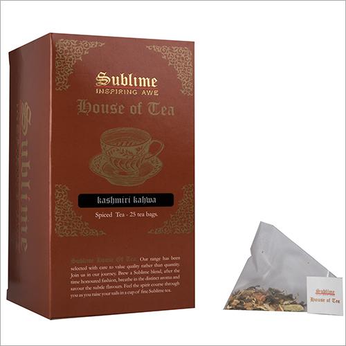 25 Pack Kashmiri Kahwa Special Tea