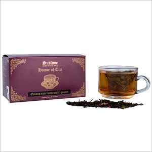 Oolong Rose With White Tea