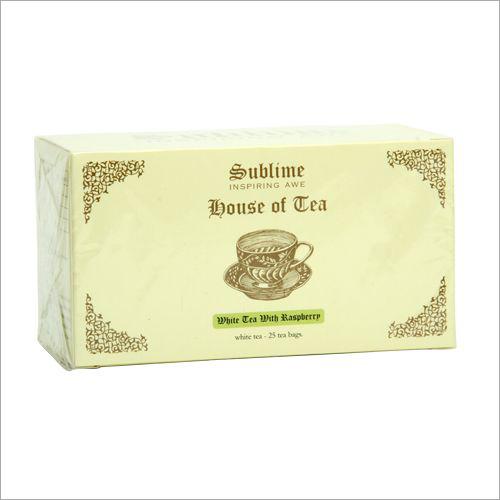 Sublime White Tea