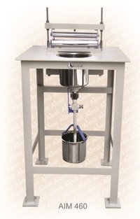 Tile Flexure Strength Testing Machine