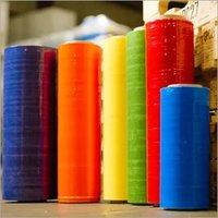 colored stretch wrap