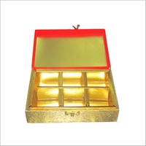 MDF Chocolate Box