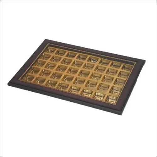 40 Cavity Chocolate Tray