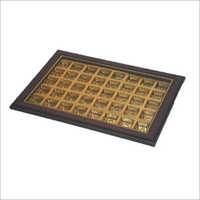 40 Cavity Chocolate Tray