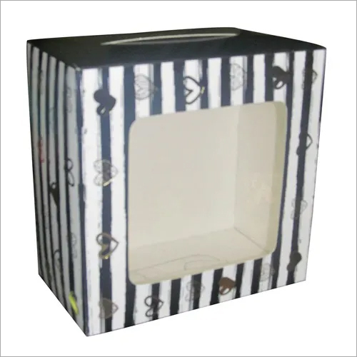 Paper Cake Box