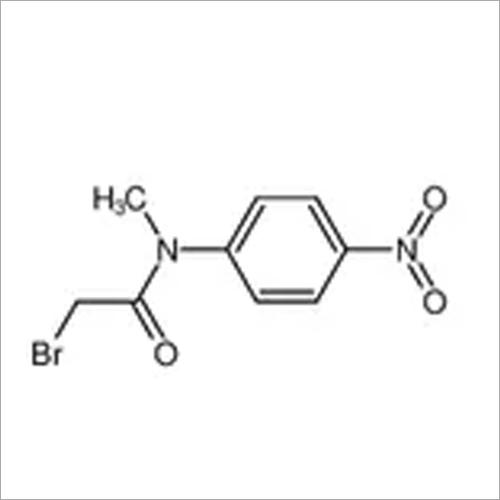 2-Bromo-N-Methyl-N-(4-Nitro phenyl)Acetamide/Nintedanib Intermediate CAS 23543-31-9