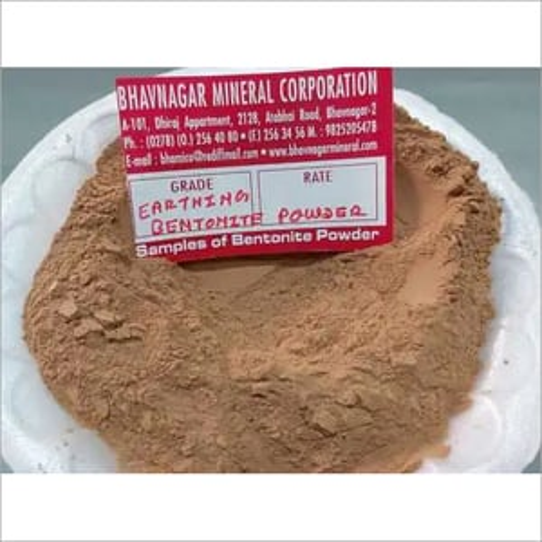 Earthing Grade Bentonite Powder
