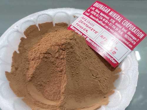 API bentonite powder