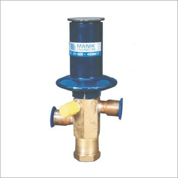 Discharge Gas Bypass Valve