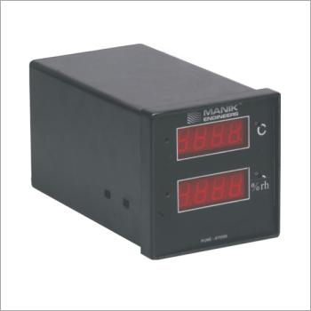 Digital Temperature Relative Humidity Indicator And Controller