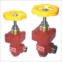 Regulating Valve