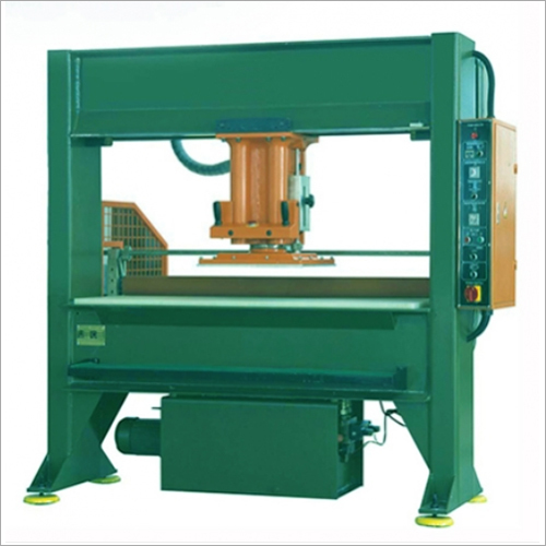 25 Ton Travelling Head Cutting Machine
