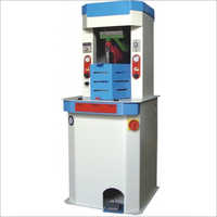 Shoe Upper Crimping Machine