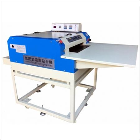 Conveyor Type Toe Puff Fusing Machine