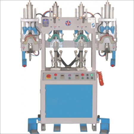 2 Hot 2 Cold Back Part Molding Machine