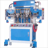 2 Hot 2 Cold Shoe Upper Pre-Molding Machine