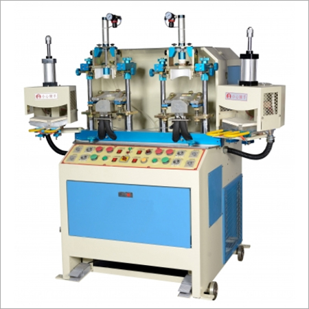 2 Hot 2 Cold Toe Cap Molding Machine
