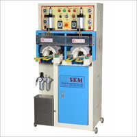 Toe Puff Steaming Machine With Boiler