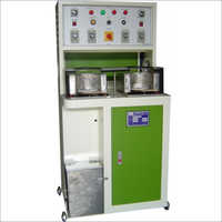 Counter Stiffener Humidifier Machine 2 Station