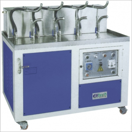 Shoe Upper Steaming Machine For Strobel Shoes