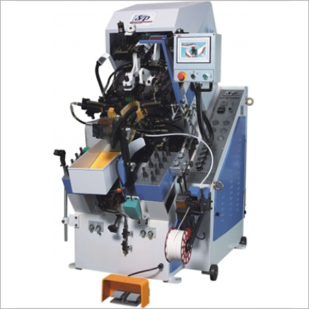 Hydraulic Automatic Cementing Toe Lasting Machine