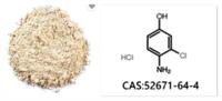 4-Amino-3-chlorophenol hydrochloride CAS no. 52671-64-4