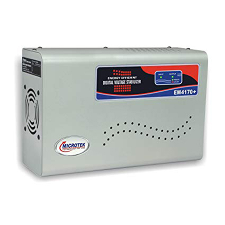 Electrical AC stabilizer