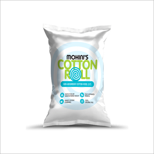 Non-Absorbent Cotton Wool
