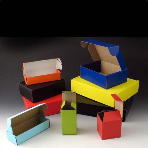 Multi Colored Mono Carton Boxes