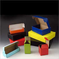 Multi Colored Mono Carton Boxes